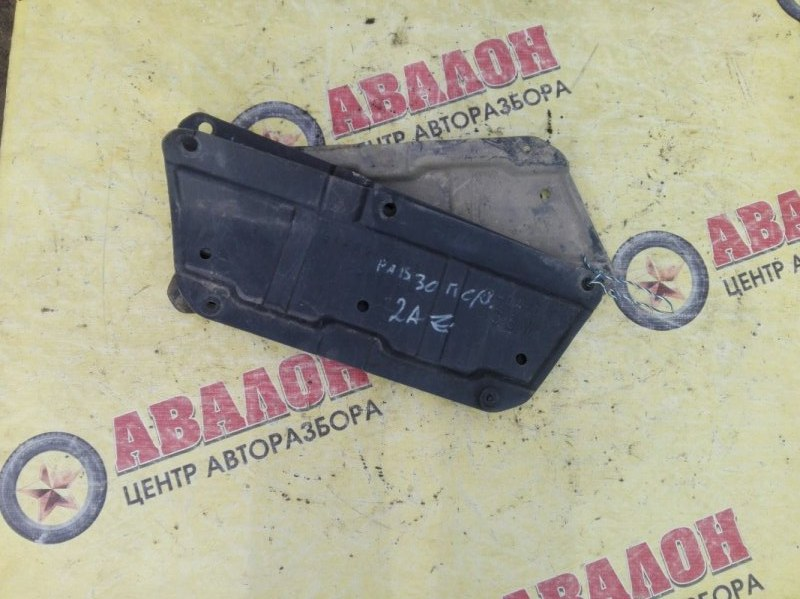 Защита Toyota Rav4 ACA31 2AZ-FE 2007 передняя