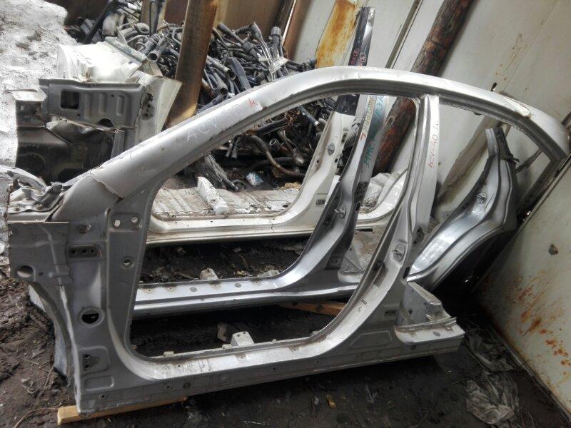 Порог кузова Toyota Camry ACV40 2AZ-FE 2007 левый