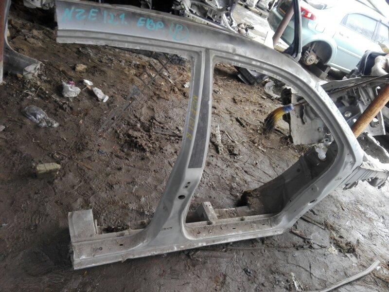 Порог кузова Toyota Corolla ZZE122 3ZZ-FE 2006