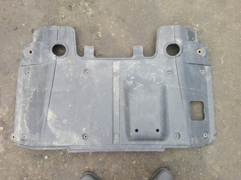 Защита двс пластик Toyota Hilux Surf KZN185 1KZ-TE 2000