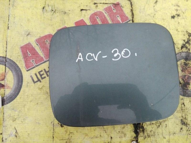 Лючек топливного бака Toyota Camry ACV30 1AZ-FE 2003