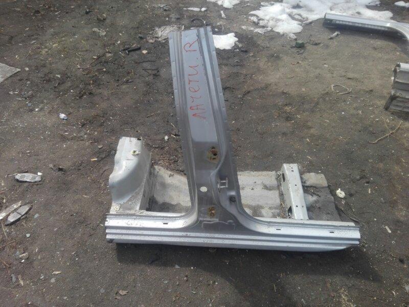 Порог кузова Chevrolet Lacetti J200 F14D3 2007 правый