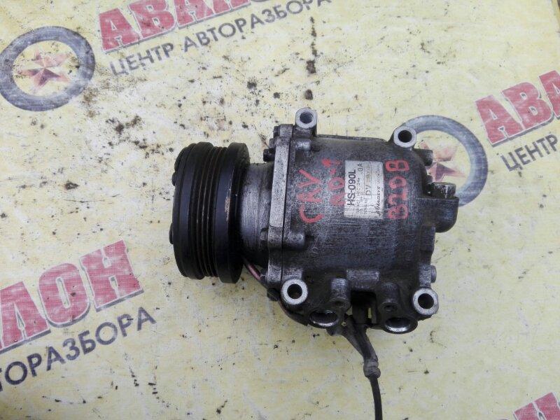 Компрессор кондиционера Honda Cr-V RD1 B20B 2001