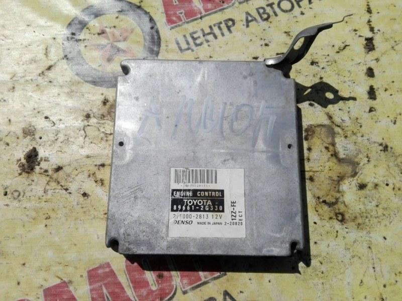 Блок efi Toyota Allion ZZT240 1ZZ-FE 2003