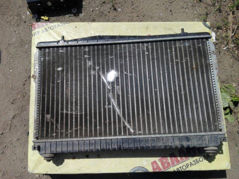 Радиатор основной Chevrolet Lacetti J200 F16D3 2010