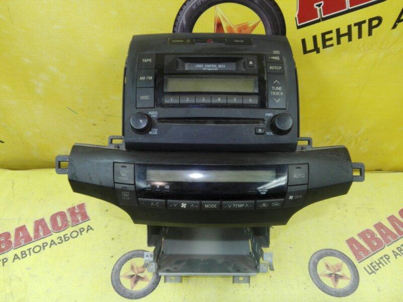 Магнитофон Toyota Allion ZZT240 1ZZ-FE 2004
