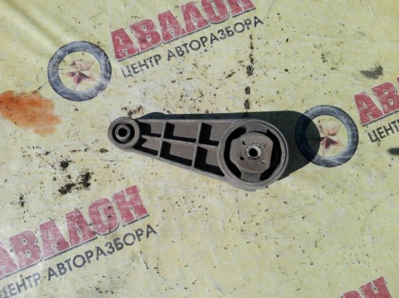 Подушка двигателя Chevrolet Lacetti J200 F16D3 2010 задняя