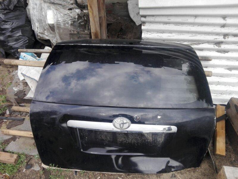 Стекло 5-й двери Toyota Corolla Fielder NZE121 1NZ-FE 2005