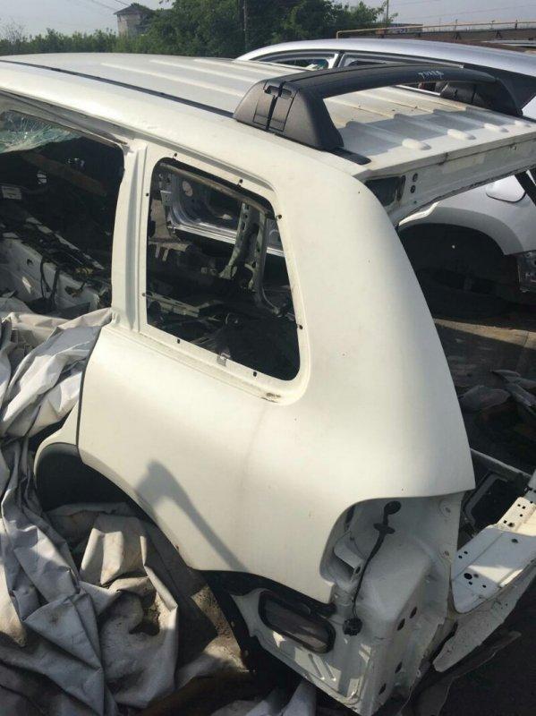Крыло Volkswagen Touareg 7LA заднее левое