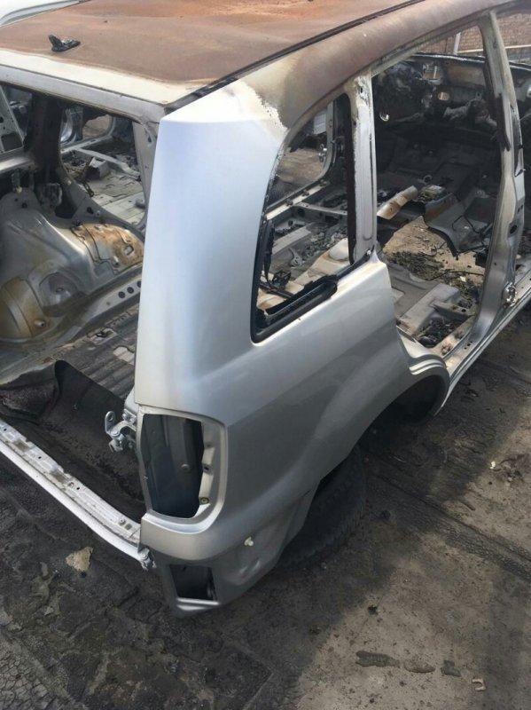 Порог кузова Toyota Rav4 ACA21 задний правый