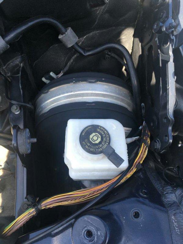 Вакуумный усилитель тормоза Bmw Bmw 5-Series Gran Turismo F07 N57D30