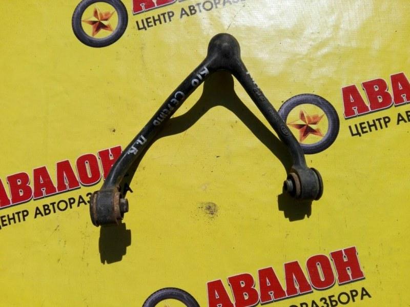 Рычаг подвески Kia Sorento BL D4CB 2009 передний правый верхний