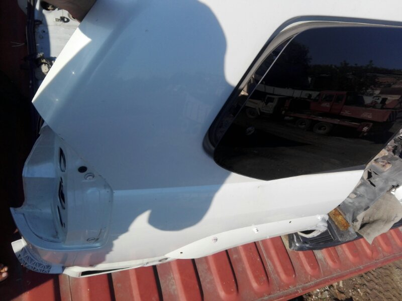 Крыло Toyota Land Cruiser Prado GRJ120W 1GR-FE 2006 заднее правое
