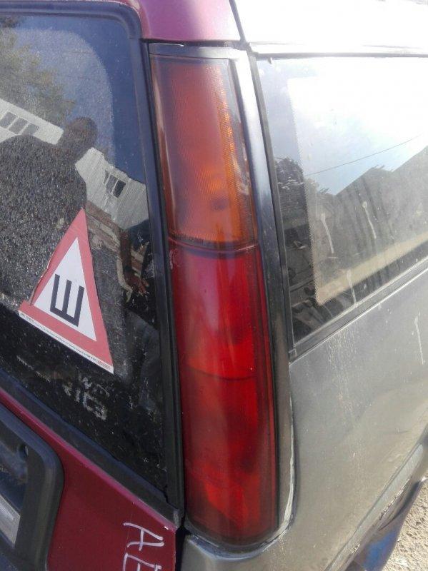 Стоп Toyota Sprinter Carib AE95 4A-FE 1989 задний правый