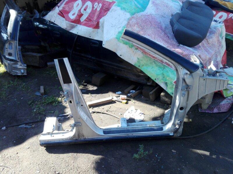Порог кузова Toyota Corolla Fielder NZE121 1NZ-FE 2001 правый