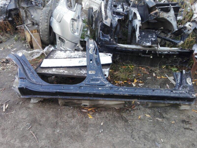 Порог кузова Toyota Camry ASV50 2AR-FE 2014 правый
