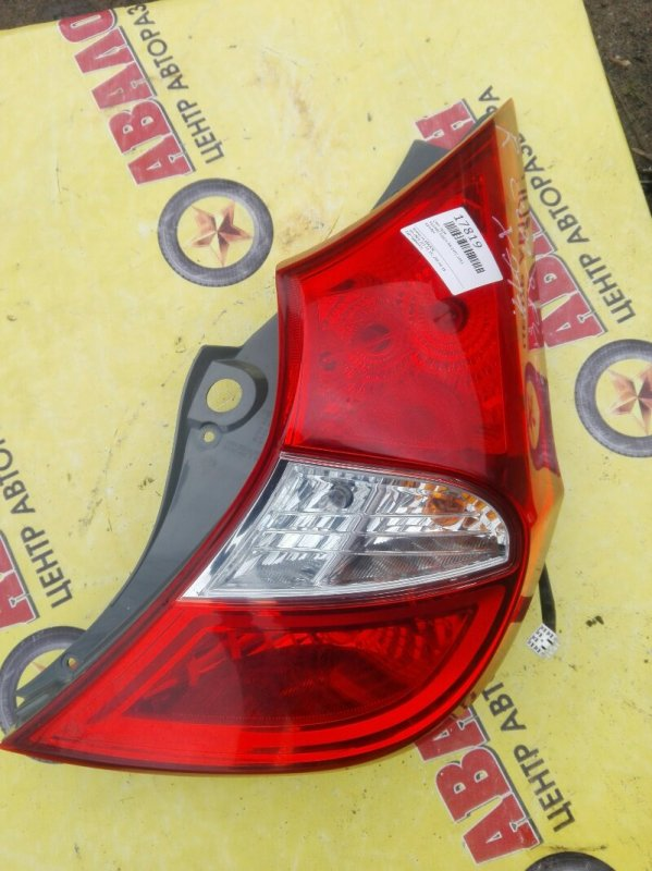 Стоп Hyundai Solaris RB G4FC 2011 правый
