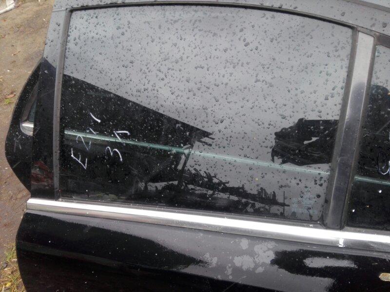 Боковое стекло Mercedes-Benz E-Class W211 M 272 E 35 заднее левое