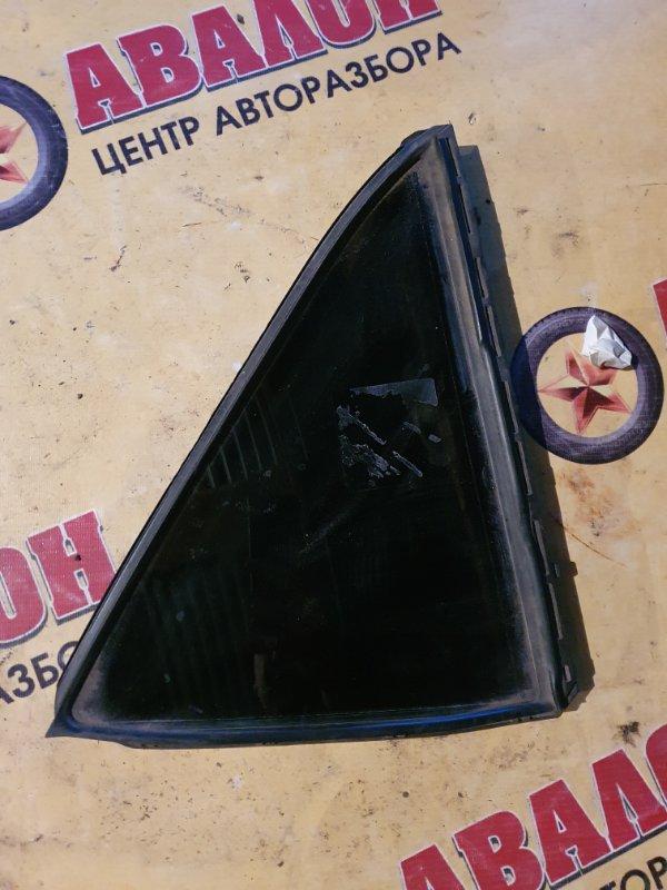 Форточка двери Toyota Camry ASV50 2AR-FE задняя левая