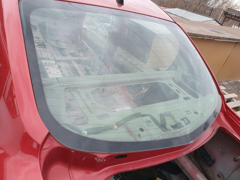 Стекло заднее Renault Megan LM K4M 2007