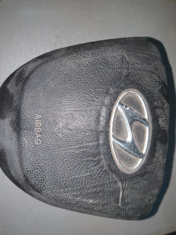 Подушка безопасности в руль Hyundai Solaris RB G4FC 2011