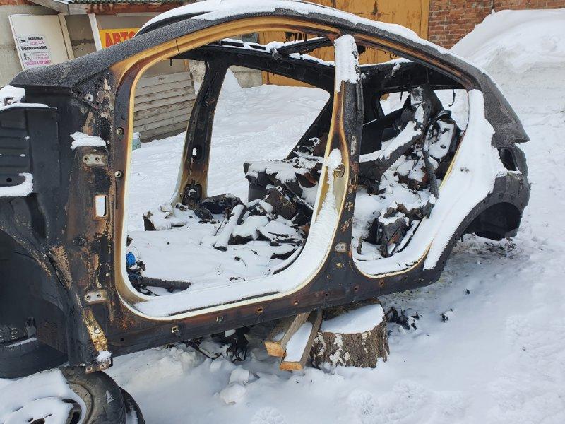 Порог кузова Kia Sportage QL G4KJ 2020 левый