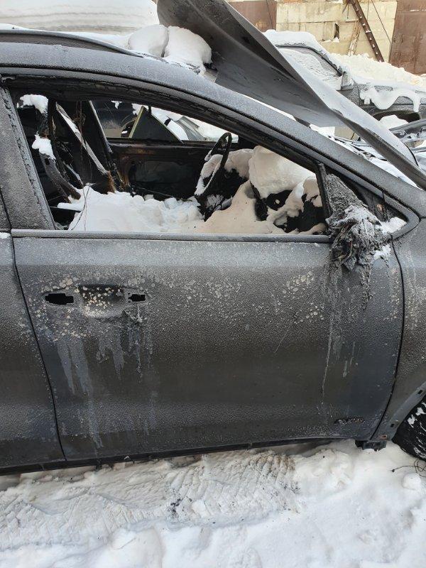 Дверь боковая Kia Sportage QL G4KJ 2020 передняя правая