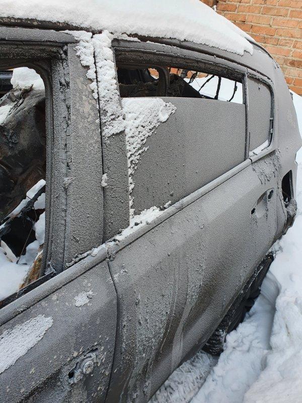 Дверь боковая Kia Sportage QL G4KJ 2020 задняя левая