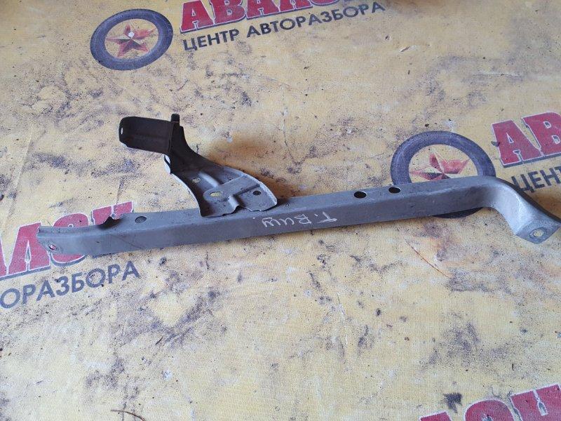 Планка замка капота Toyota Wish ZNE10 1ZZ-FE 2004