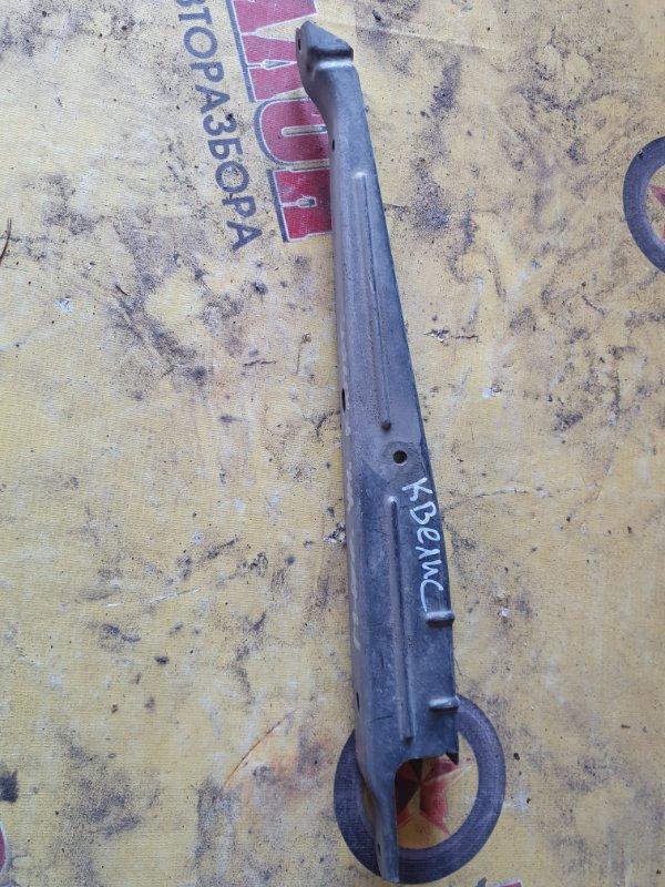Планка замка капота Toyota Mark Ii Wagon Qualis MCV21 2MZ-FE 2001