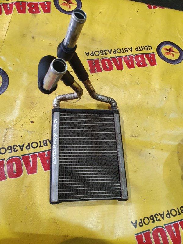 Радиатор печки Kia Sportage QL G4KJ 2020