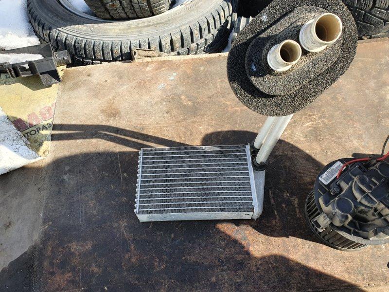 Радиатор печки Renault Megan LM K4M 2007