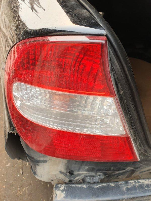 Стоп Toyota Camry ACV30 1AZ-FE 2002 левый