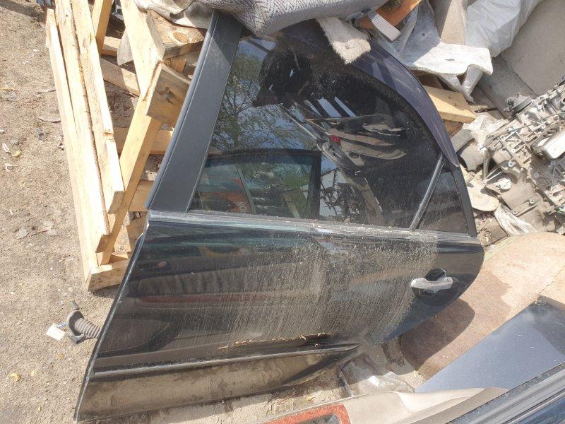 Дверь боковая Toyota Camry ACV30 1AZ-FE 2002 задняя левая