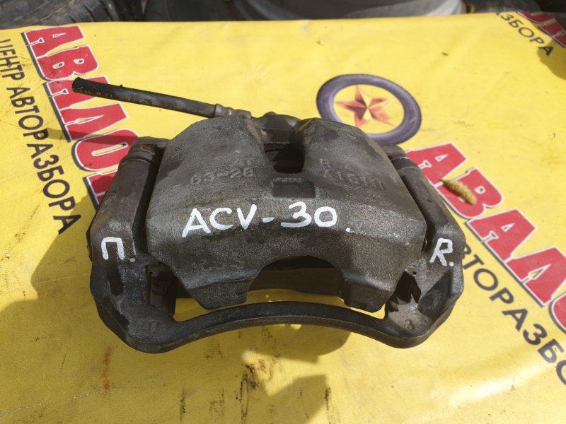 Суппорт Toyota Camry ACV30 1AZ-FE 2002 передний правый