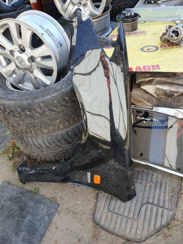 Крыло Toyota Camry ACV30 1AZ-FE 2003 переднее левое