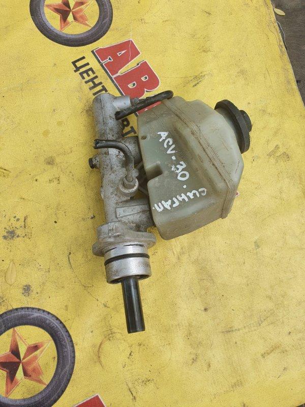 Главный тормозной цилиндр Toyota Camry ACV30 1AZ-FE 2003