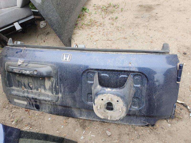 Дверь 5-я Honda Cr-V RD1 B20B 1996 нижняя