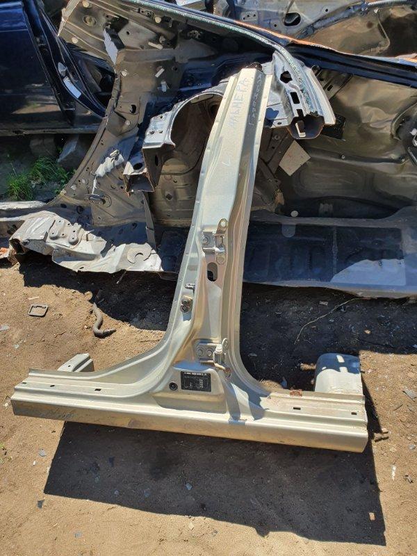 Порог кузова Nissan Almera Classic B-10 QG-16DE 2007 левый