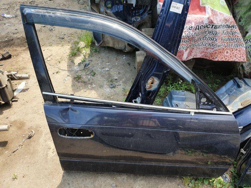 Дверь боковая Toyota Corolla EE100 4E-FE 1994 передняя правая