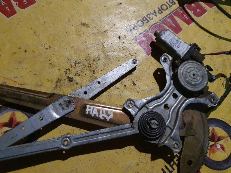 Стеклоподъемный механизм Toyota Nadia SXN10 3S-FSE 2001 передний левый