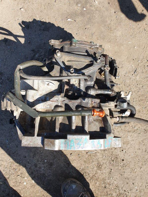 Акпп Mazda 3 BK LF 2006