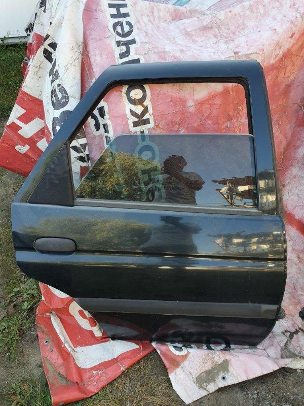 Дверь боковая Ford Escort AFL LUK 1997 задняя правая