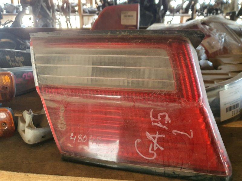 Стоп в крышку багажника Nissan Pulsar FN15 GA15 1998