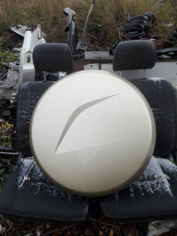 Колпак запасного колеса Toyota Rav4 ACA31 2AZ-FE 2010