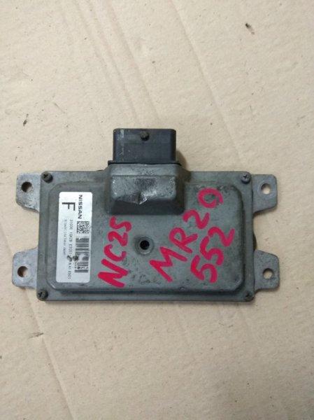 Блок управления акпп Nissan Serena NC25 MR20