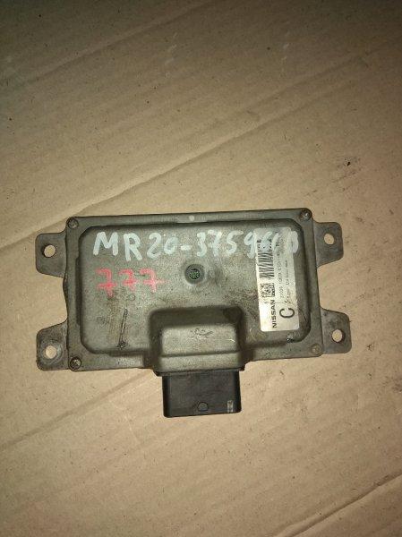 Блок управления акпп Nissan Serena C25 MR20DE