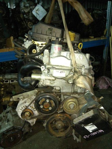 Двигатель Daihatsu Boon M310S K3-VE