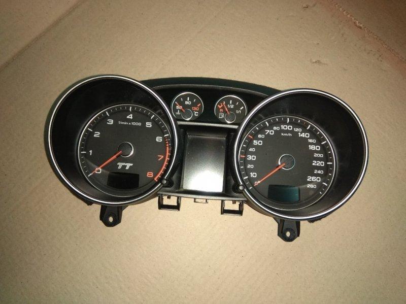 Панель приборов Audi Tt 8J3 CCZA