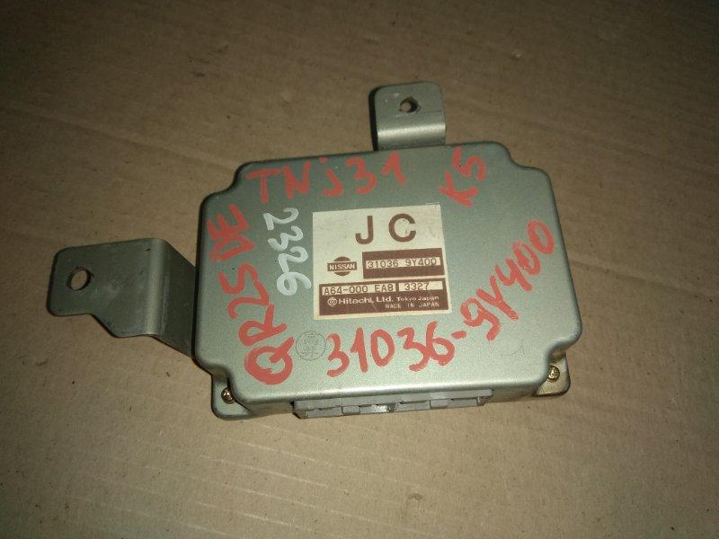 Блок управления акпп Nissan Teana TNJ31 QR25DE